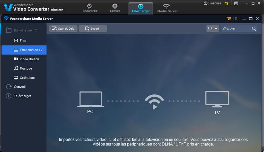 video-converter-ultimate-media-server