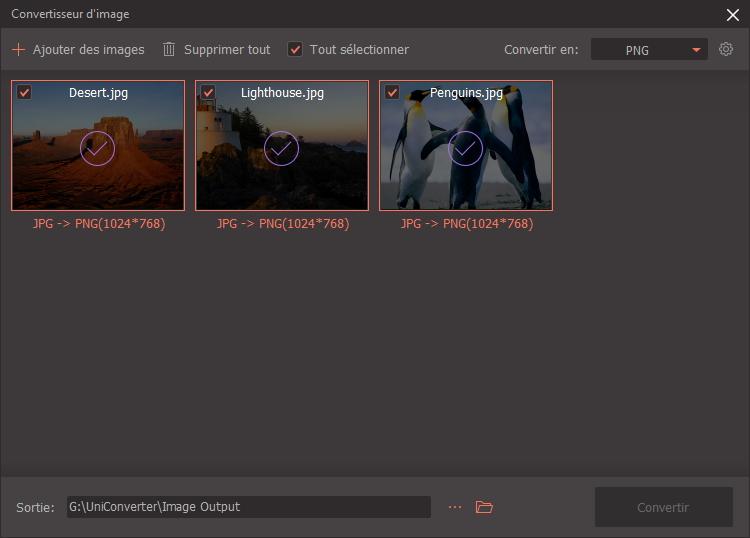 convertir des png en jpg ou en d'autres formats
