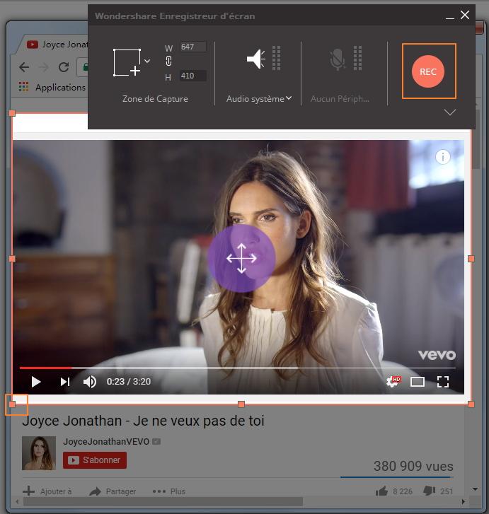 comment enregistrer une vidéo en ligne