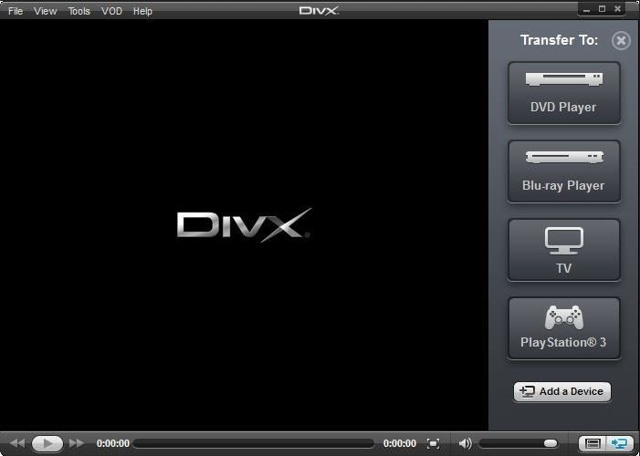 handbrake for mac -DivX