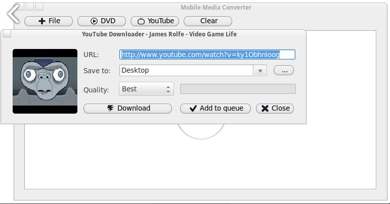handbrake pour mac - Mobile Media Converter