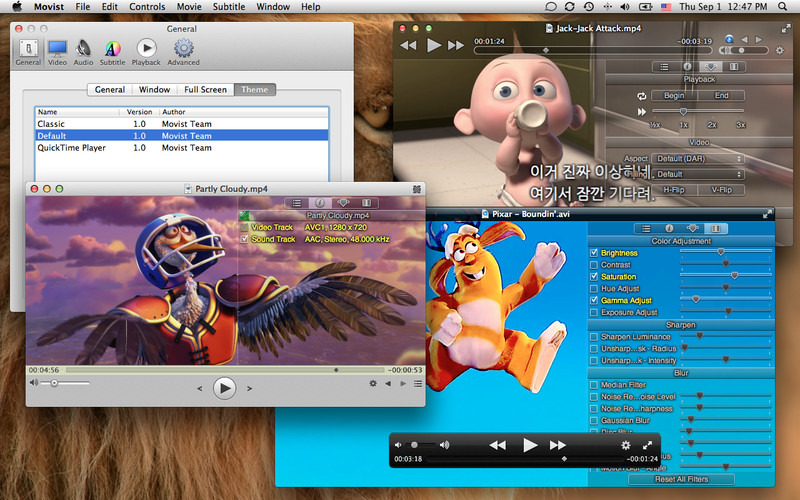 10 reproductores avi utiles para mac - Movist