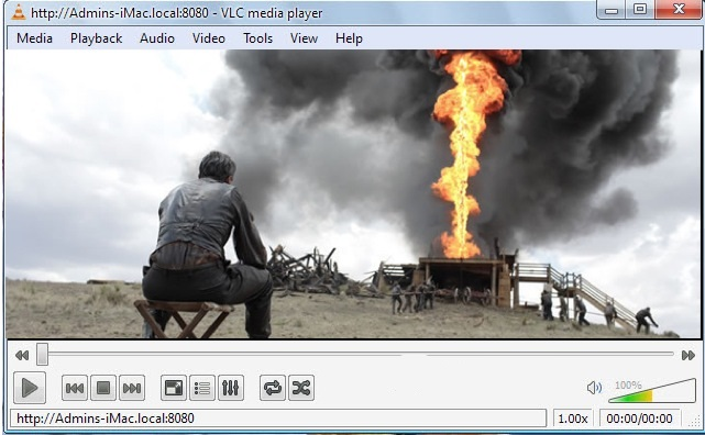 transmitir vlc para tv-play video on tv