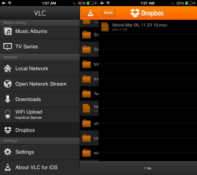 How to Use VLC for iOS