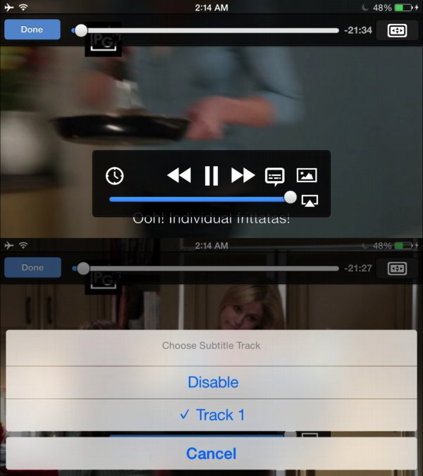 use vlc for ios