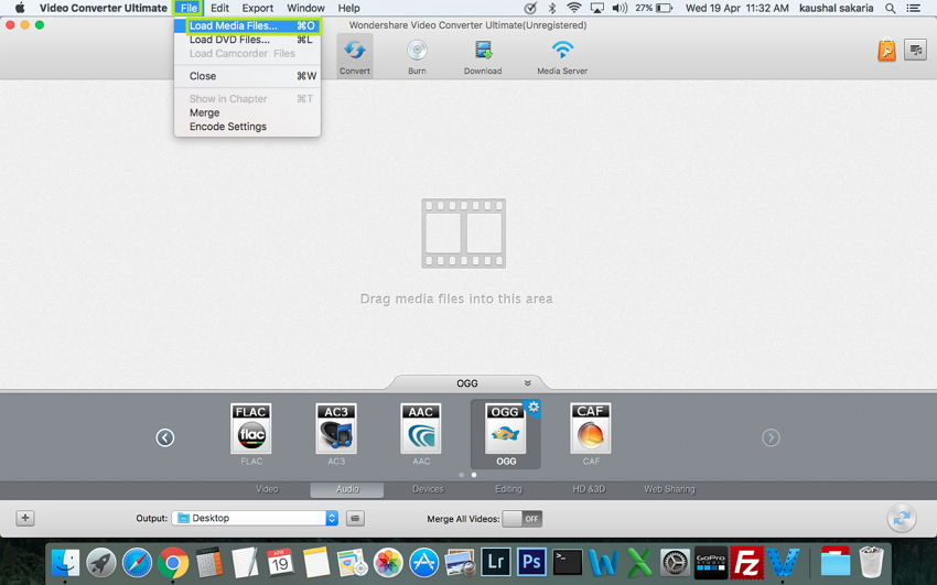 MP4 in SWF auf Mac konvertieren -  Laden Sie MP4-Dateien von Ihrem Mac