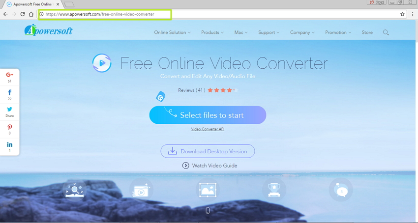 Online MP4 zu M4V Konverter - Apowersoft Free Online Video Converter