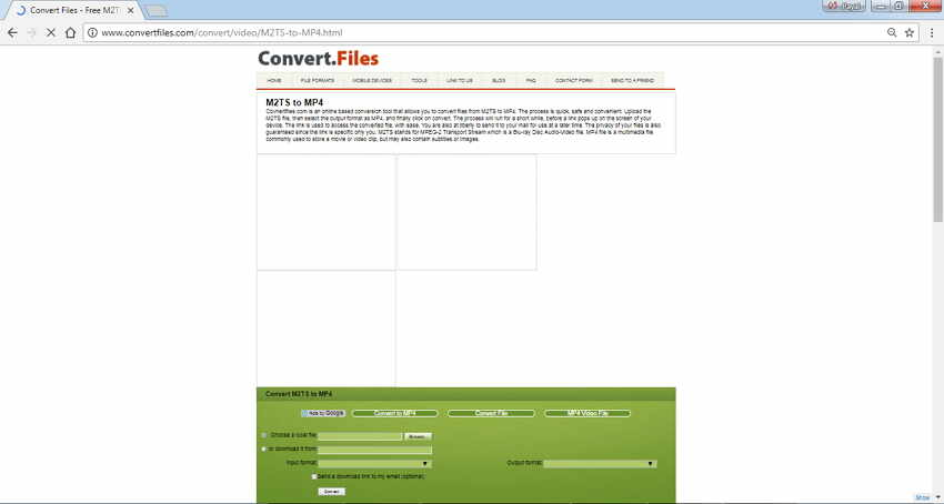 Convert.Files - Online-Videokompressor
