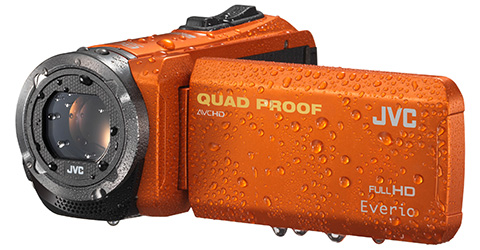 GZ-R320D - Quad Proof Everio Full HD Camcorder