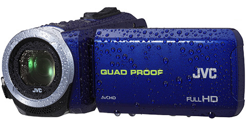 GZ-R10A - Quad Proof Everio Full HD Camcorder