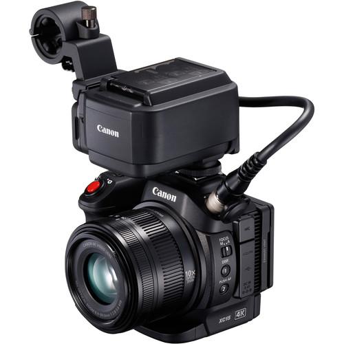 Canon XC15 - Le meilleur caméscope 4K en 2017
