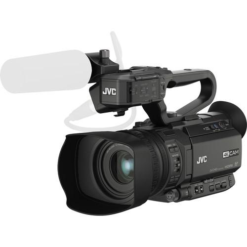JVC HM-200 4K Camcorde - Le meilleur caméscope 4K en 2017