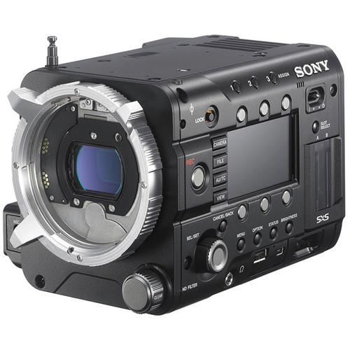 Sony PMW-F55 - Le meilleur caméscope 4K en 2017