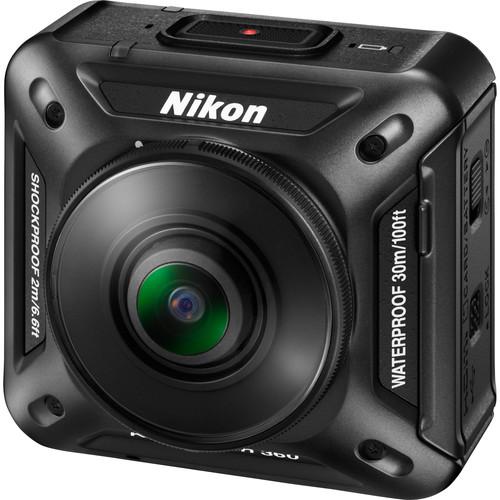 Nikon KeyMission 360 - Le meilleur caméscope 4K en 2017
