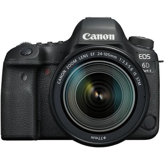 EOS 6D MARK II- Canon DSLR Cameras