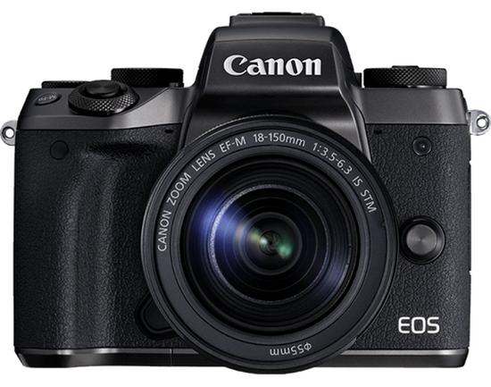 Canon EOS M5 - Appareils Canon sans miroir