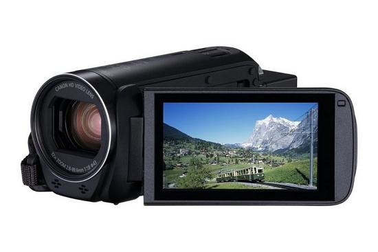 Canon LEGRIA HF R86 - Caméscope HD pour amateurs