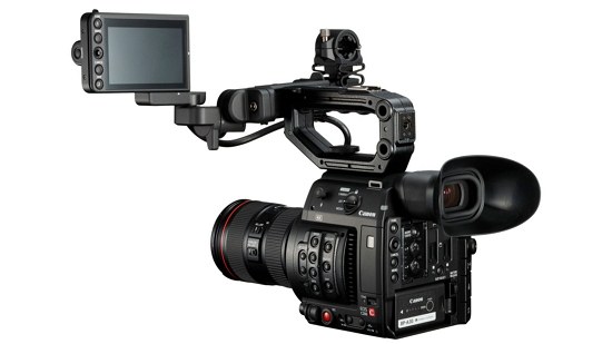 Canon EOS C200 - Latest HD Camcorder
