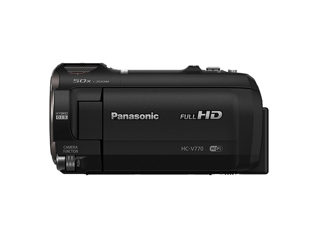 Panasonic HC-V770 - 10 most popular Panasonic cameras