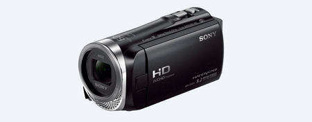 Sony HDR-CX455 - Le meilleur camescope Sony