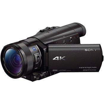Sony FDR-AX100/B - Le meilleur caméscope Sony