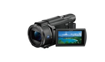 Sony FDR AX53/B - Le meilleur caméscope
