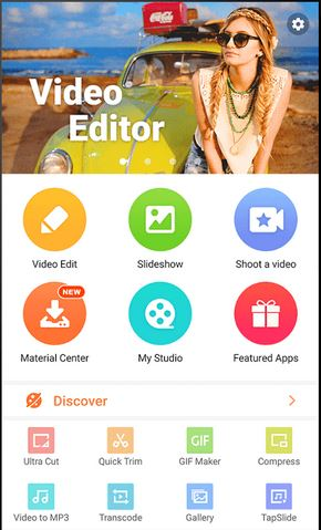 VideoShow- video size reducer para android