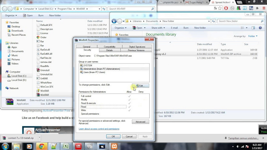 compress with winrar