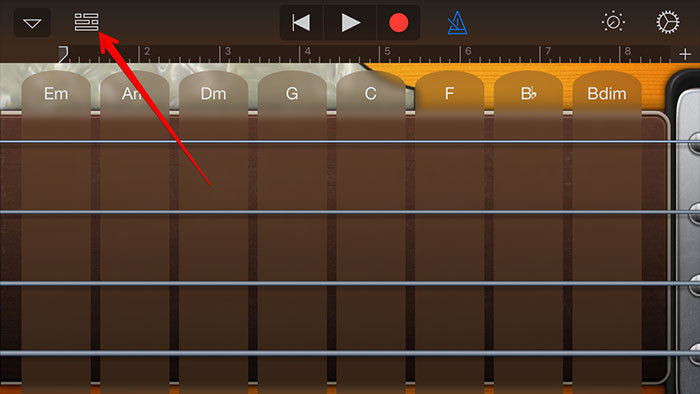 turn mp3 to iphone with garageband-install garageband