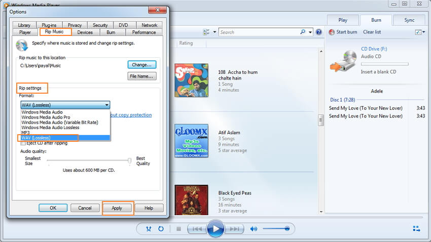 convertir mp3 en wav-extraire mp3 en wav