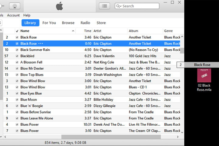 make ringtone with itunes