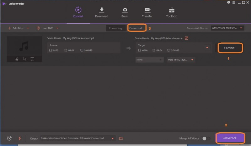 How to Quickly Convert OGG to MP3