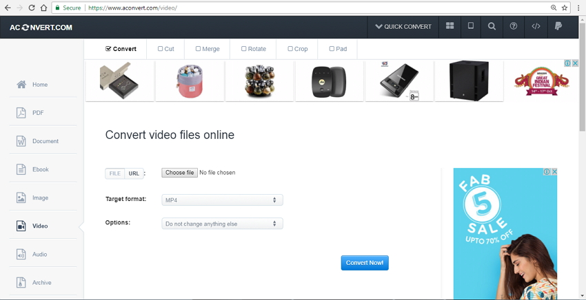 convert wmv to mp4 online free over 100mb