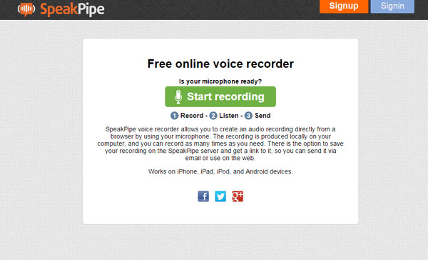 gratis mp3 rekorder