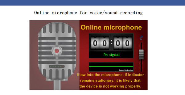 online mp3 recorder