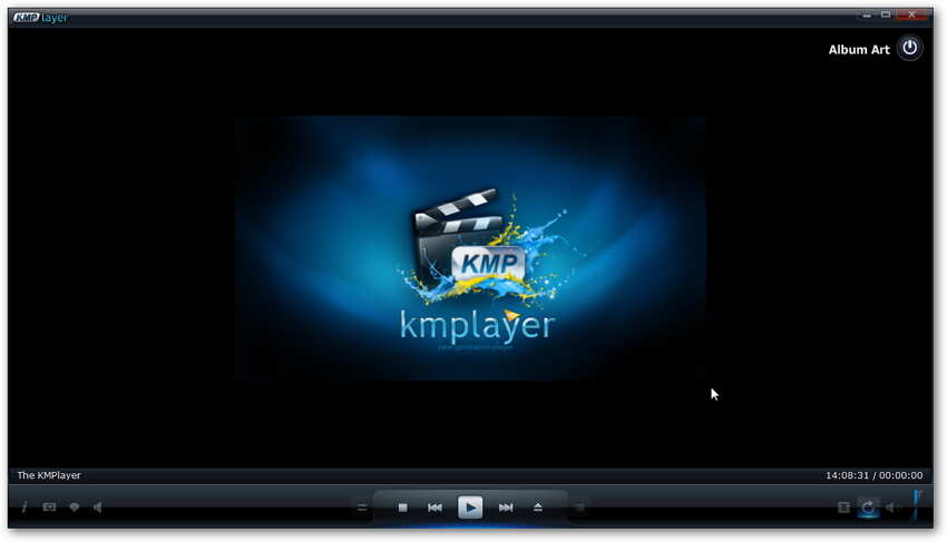 Alternativa VLC Gratis Reproductor DVD KMPlayer