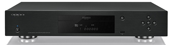 Best for high-end A/V Needs- Oppo UDP-203 Blu-ray player