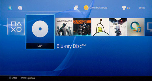 how to play DVD on PS3 or PS4 directly