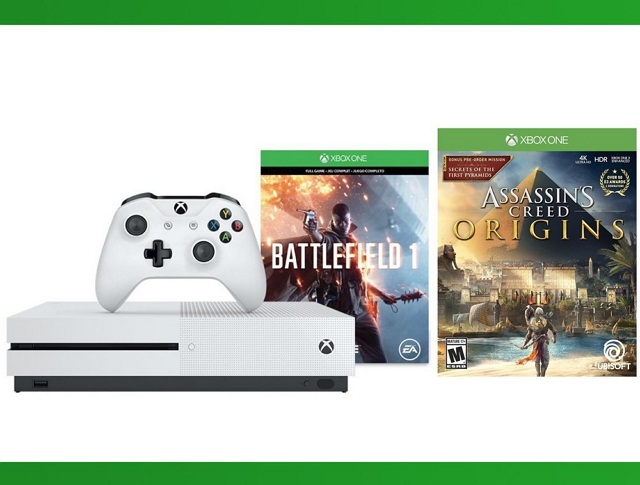 Xbox One S 500 GB Battlefield 1 Consola