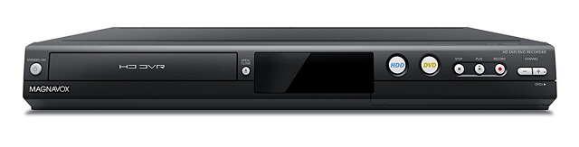 enregistreur DVR/DVD Magnavox MDR865H HD