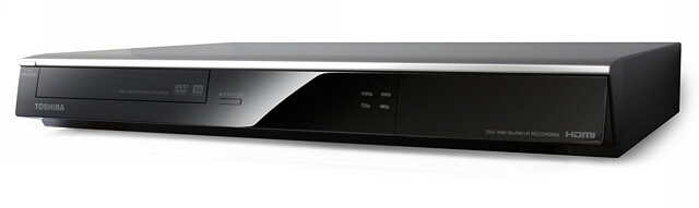 Toshiba DR430 DVD Recorder