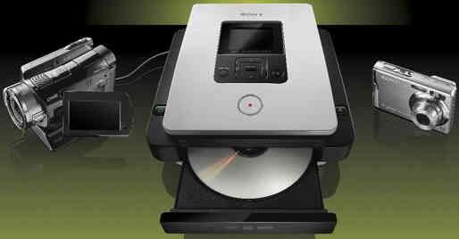 Sony DVDDirect DVD Recorder VRDMC5