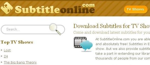 sous-titres téléchargement gratuit-Subtitle Online