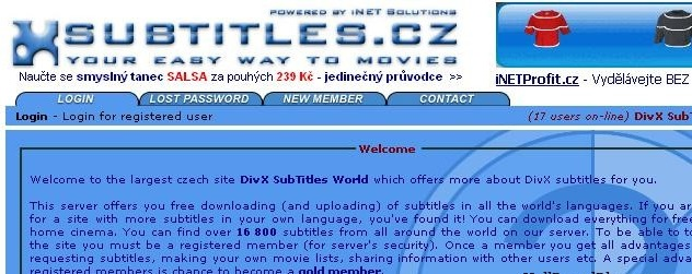 subtitles free download-subtitle world