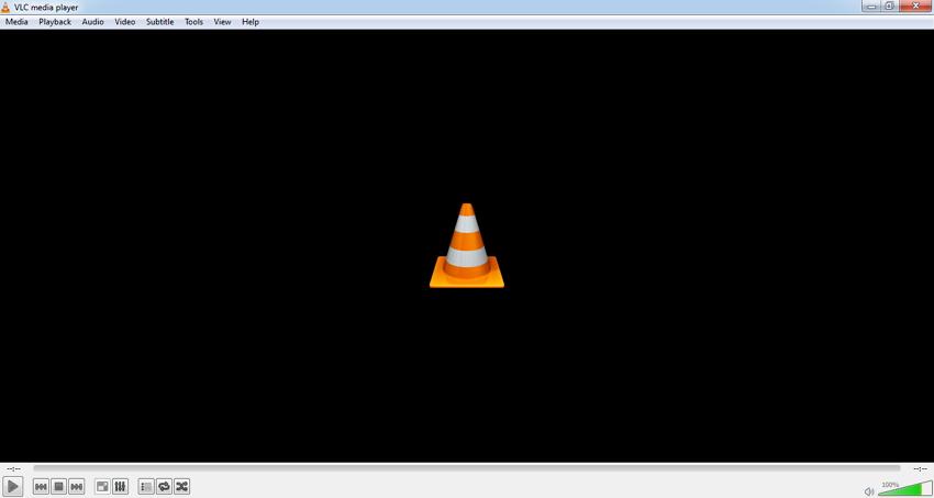 Video zu VLC hinzufügen