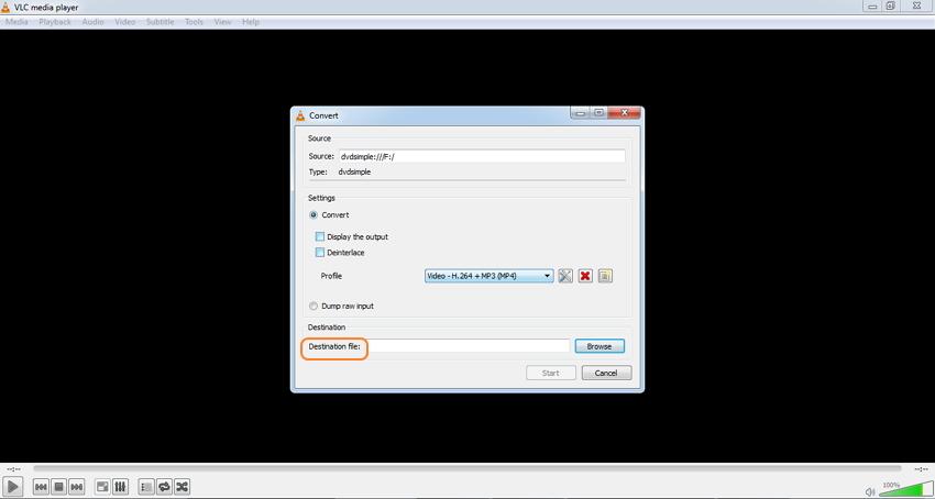 Extrahiertes Video auf dem PC speichern