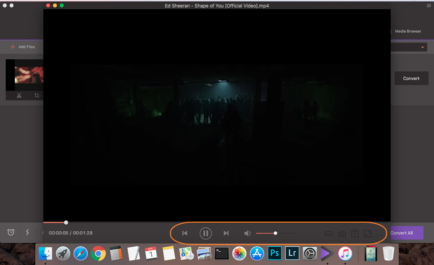 play mp4 video on mac