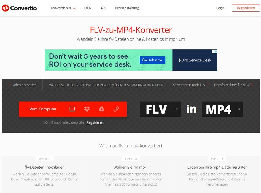 mp4 in mp3 umwandeln - Konvertierung abgeschlossen