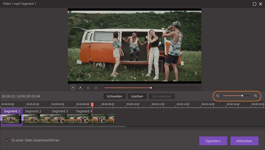 Wie man Videos bearbeitet