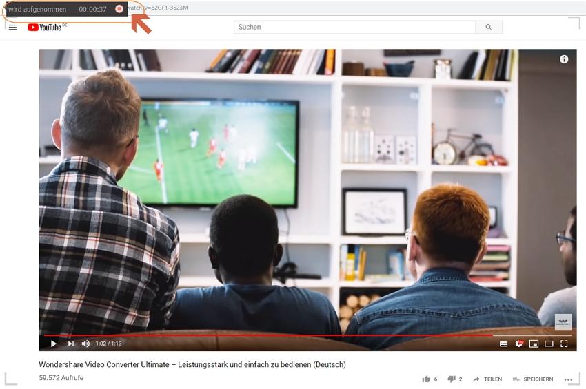 Wie man Onlinevideos aufzeichnet